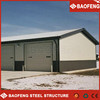 easy unloading shed steel old