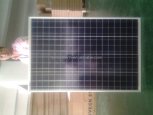 156x156 cell 12v 100w poly solar panel