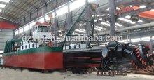 Suction dredger for sale