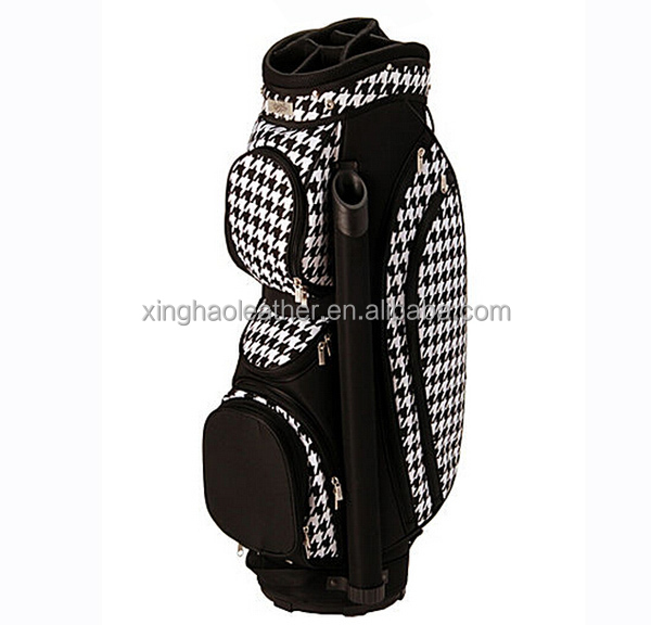 High Quality Outdoor Sport Stand Golf Bag Parts