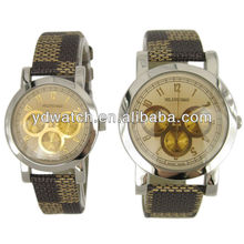 Impress pair lover wrist watch Japan movt Quartz
