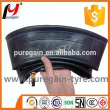 puregain 300-18 butyl rubber inner tube , butyl inner tube,motorcycle butyl tube