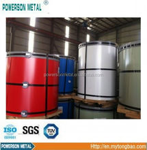 galvanized color coated steel coil building materials
