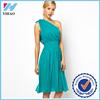 Trade Assurance Yihao Woman Fashion Elegant Chiffon Party Cocktail Bridesmaid Dress