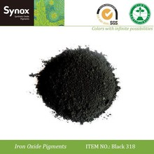Iron Oxide black Pigment for brush application method