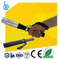 Rapid Response Tactical Equipment 3 Modes Telescopic Baton emergency classic metal flashlight