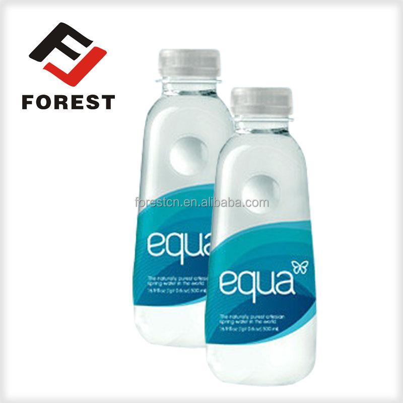 Customized plastic water bottle label buy customized for Buy water bottle labels