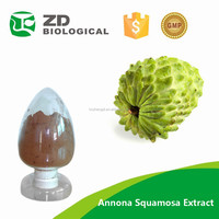 Supply Nature Soursop Extract10:1, 20:1 , Graviola Extract 10:1