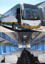 tourist bus, mini-bus/coaster, van/ car rentals