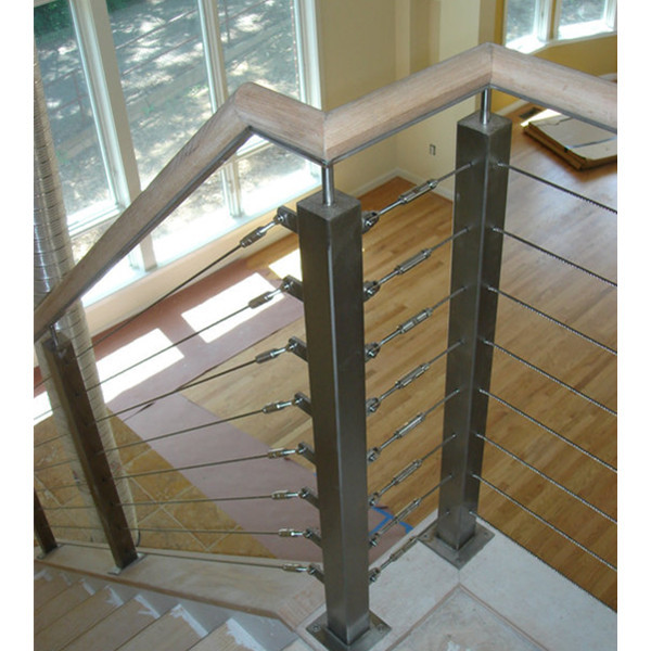 Stair Design For Stainless Steel Cable Railing Accessories China ...