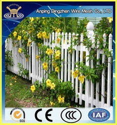 Plastic Garden Fence Decorative, Garden fence for Decoration