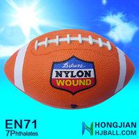 2015 Rubber American football NO.9 wholesale