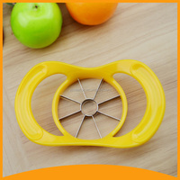 kitchen gadget cutting tools apple cutter and corer slicer for fruit