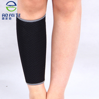 2015 New Products 1 PC Calf Leg Running Compression Sleeve Socks Shin Splint Support Brace