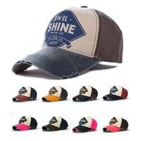 wholesale fashion cotton baseball cap sprots cap for men and women