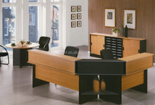 wood style conference desk / cheap wooden Writting Table