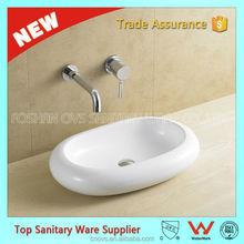 vessel sink vanity art ceramic basin 8032/8032A