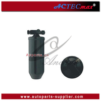 """FOR VOLVO TRUCK 92-95 INLET:3/8""""(MO) OUTLET:3/8"""" (FO) 75X230MM R134a Filter Drier Truck Filter Drier"""