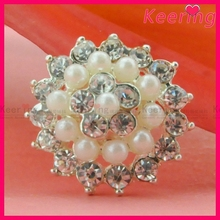 Wholesale rhinestone crystal buttons for women WBK-1356