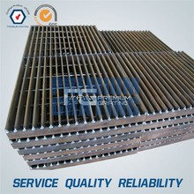 Welded Steel Grating Factory direct sales excellent elevated floor walkway steel grating/grates