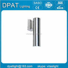 high quality Stainless steel LED wall lamp outdoor with CE RoHS
