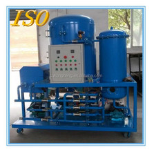 Vacuum Oil Purifier Type And ISO Certificated Oil Filtration System