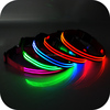 Promotional Ultra Bright Glowing Discount Dog Collars 2014