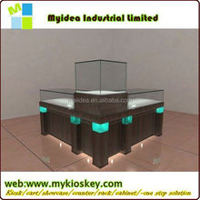 Clothes store furniture new design display rack crown tiara display case for bride or pageant