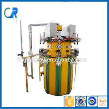 2015 top sale good price easy operation all PLC control bicycle inner tube used tyre machine