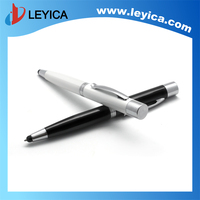 USB chargeing and touch any screen writing ballpiont pen
