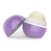 Dexe wholesale fast moving Colorful lip balm in ball shape--biueberry flavor