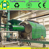 Waste plastic recycle to oil plant| Waste rubber recycle to oil plant| Waste tire recycle to oil plant