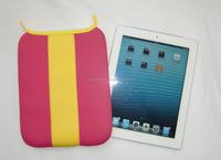 OEM Lollipop for IPad mini Neoprene Tablet bag Tablet cover
