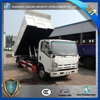 Excellent quality famous 1ton to 5ton 4x4 used mini dump truck