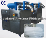 2015 famous brand modern design! pelletizer dry ice manufacturing machinery