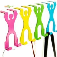 High Quality Metal Clothes Hangers,Custom Design Metal Clothes Door Hanger