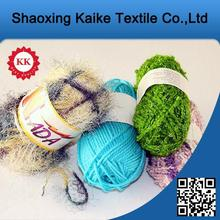 Famouse Brand Shaoxing supplier Polyester linen thread
