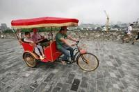 motorized rickshaw for sale