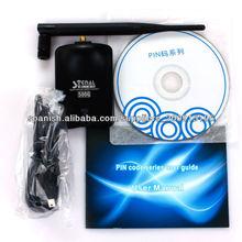 adaptador de de rojo wifi signalking 500g 1000mw rtl8187l 38 dbi wifi gratis deinternet tarjetas de trabajo