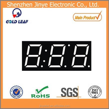 Mini 0.36inch white 6500K-9000K 7segment led numeric display three 3 triple digit