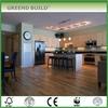 Hard maple wood flooring used for kitchen