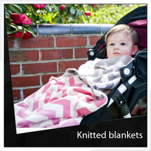 Baby Knitted Blanket Wholesale