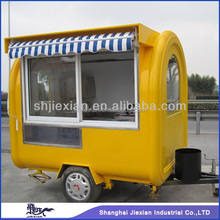 2015 Shanghai JX-FR220H wells cargo concession trailers for sale