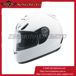 New ABS full face helmet high quality motorcycle helmet with sun visors