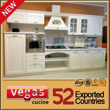 Guangzhou foshan pvc kitchen cabinets