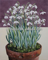 Reproduction oil painting pictures of flowers