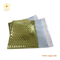 Self Seal Gold Aluminum Metalized Bubble Envelopes