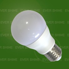 4W closed aluminium plastic LED Bulb