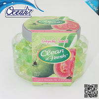 160g high quality beads air freshener /air freshener for car/ unique beads air freshener