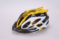 2015 durable sport helmet PC in-mold cycling helmet (with 22 air vents ) with high ventilation